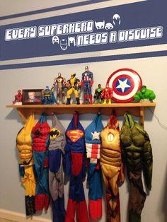 Every superhero needs a disguise Superhero by VinylStyles4U