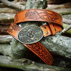 leather viking belt norse design belt viking leather viking