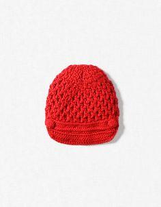 Knitted Cap @Talia Lumpkin