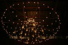 Barn Lighting / Footloose Chandelier