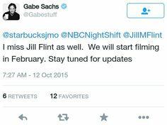 Season 3 filming begins in February!! SO EXCITED!! :D