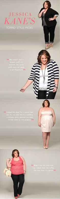 Features & Press ~ Life & Style of Jessica Kane { a body acceptance and plus size fashion blog }
