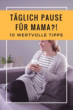 Mama-Auszeit: 10 ideas for Me-Time in everyday life with children - New Day New Diy! Me Time, No Time For Me, Baby Family, Family Life, Kids And Parenting, Parenting Hacks, Attachment Parenting, Baby Kind, Working Moms
