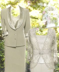 Skirt Suit 10 | Isabella Fashions | Mother of the bride dresses, plus sizes, and evening wear