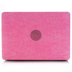 TOP QUALITY STYLISH Luxury new jean patent leather & hard plastic laptop Case For Macbook air 11 12 13 15 inch Pro Retina Protector slim cover bags - POKWI