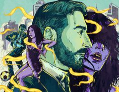 """Check out new work on my @Behance portfolio: """"Editorial Illustrations - 2015"""" http://on.be.net/1J5xAgo"""