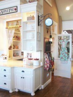 kitchens, wall clock, pantry doors, sugar pie, window, kitchen pantries, dream pantry, farmhouse, screen doors