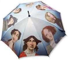 Female Authors Umbrella
