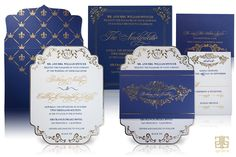 The FONTAINEBLEU Collection by J Grace