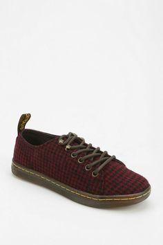 Dr. Martens Samira Woolen Low-Top Sneaker #urbanoutfitters