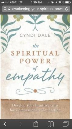 Deepak chopra the seven spiritual laws of success epub ebook pdf booktopia has the spiritual power of empathy develop your intuitive gifts for compassionate connection by cyndi dale buy a discounted paperback of the fandeluxe Choice Image