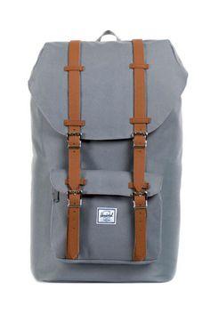 Herschel Supply Co. Little America Backpack, Grey, One Size Herschel Supply Co. Herschel Supply Co, Backpack Online, Laptop Backpack, Herschel Rucksack, Grey Backpacks, Stylish Backpacks, Leather Backpacks, Tans, Luggage Bags