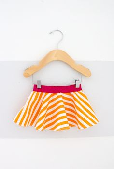 Celebrate BABY—TUTORIAL and PATTERN: little baby circle skirt | MADE