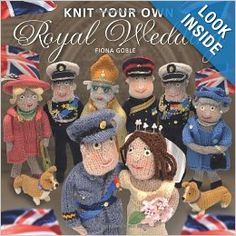 Knit Your Own Royal Wedding: Fiona Goble