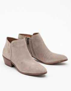 Petty Suede Boot