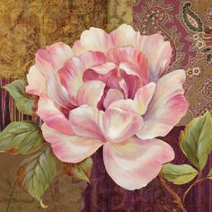 Rose Art and Rose Artwork for Sale at FramedArt Art Floral, Art Mural Floral, Floral Artwork, Flower Images, Flower Pictures, Flower Art, Impressions Botaniques, Rose Art, Botanical Prints