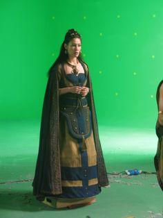 Minoan Priestess - Last of the Minoans ( BBC TV drama)