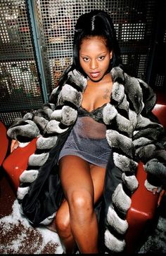 90's hip hop fur foxy brown - Google Search