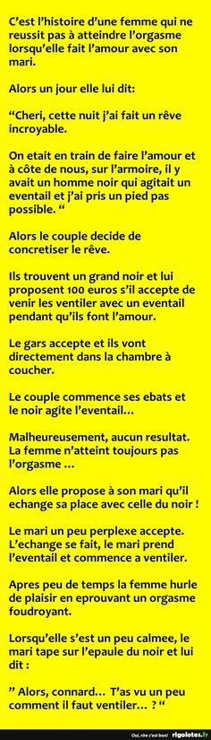 C'est l'histoire d'une femme... - RIGOLOTES.fr