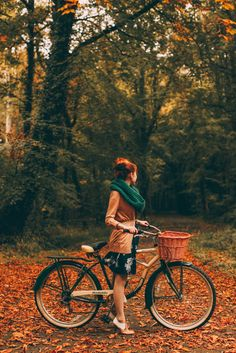 A Clothes Horse: Outfit: Cycle Chic