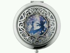 Sephora Disney princess 2015 Collection Elsa and Anna Frozen Compact Mirror LE    eBay