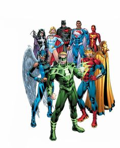 Batman and Superman, Red Tornado, Doctor Fate, Flash, Green Lantern… Héros Dc Comics, Dc Comics Superheroes, Dc Comics Characters, Fun Comics, Power Girl, Batman And Superman, Spiderman, Gi Joe, Star Trek