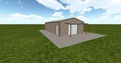 3D #architecture via @themuellerinc http://ift.tt/2jFWlGY #barn #workshop #greenhouse #garage #DIY