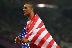 Track and Field - Men's Decathlon -   Ashton Eaton (Gold Medal) , United States, 8869 pts.