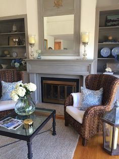 Maison Decor: Creating Summer Style using Neutrals with Blue and White, a Newport Photoshoot