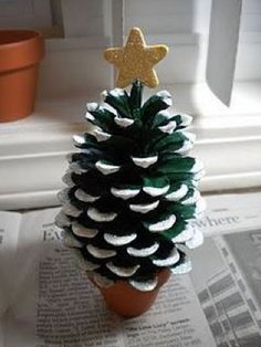 Excellent Christmas craft!