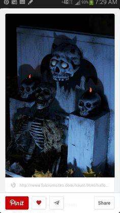 Haunted Halloween. .