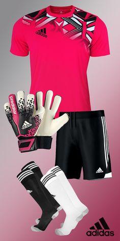 Goalkeepershirt Adidas Predator. Completto per portiere Adidas Predator