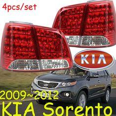 "1045.00$  Watch now - http://alij1y.worldwells.pw/go.php?t=32744185153 - ""car-styling,Sorento Taillight,2009~2012,Free ship!4pcs,Sorento fog light 1045.00$"