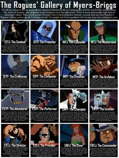 fictional characters that are infj | Tumblr
