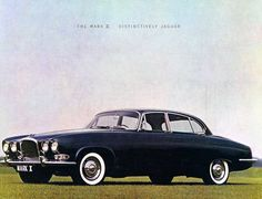 1961 Jaguar Mark X - Jaguar 1961 US Brochure