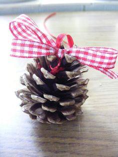 Handmade Scandanavian Style Christmas Decorations -  Stocking Filler Christmas G
