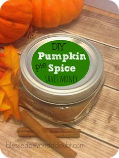 How to make pumpkin pie spice. It's cost effective and you probably already have the ingredients on hand.