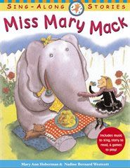 Miss Mary Mack book with music. I really want this as a teacher resource!