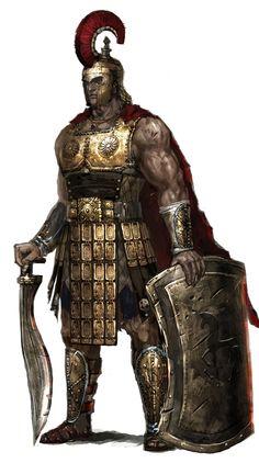 Jerunian Centurion