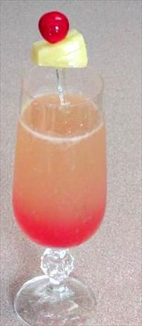 -------- Hawaiian Sunrise --------  Mimosa