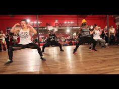 @Beyonce - Get Me Bodied - WilldaBeast Adams Choreography - by @Brazilinspires - YouTube