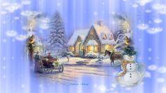 Fonds D'écrans Noël - Créations Armony