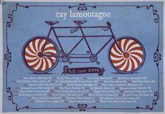 Ray LaMontagne 2008 Tour