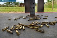 Can't beat that hot brass feeling! Come shoot some rounds at the Torrance shooting range