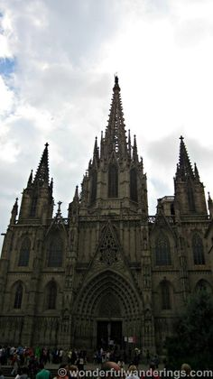 Things to do in Barcelona cathedral