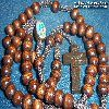 OL of Guadalupe Cord Rosary  Per description on image. pic  #o2 Cord $5 Rosary Beads, Ol, Beaded Bracelets, Handmade, Image, Jewelry, Hand Made, Jewlery, Bijoux