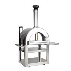 Freestanding Pizza Ovens Wood Burning Oven, Wood Fired Oven, Wood Fired Pizza, Portable Pizza Oven, Pizza Oven Outdoor, Outdoor Barbeque, Bbq, Ceramic Insulation, Refractory Brick