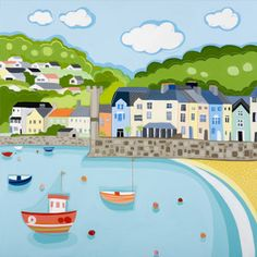 Beaumaris Beach - Janet Bell Gallery