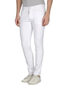 DSQUARED2 Denim Pants. #dsquared2 #cloth #top #pant #coat #jacket #short #beachwear