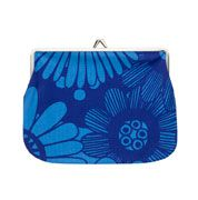 "Marimekko's ""Puolikas Kukkaro"" coin purse, currently $13. (Yay for summer sales!)"